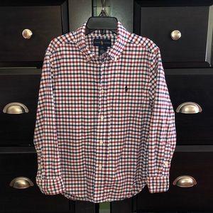 Ralph Lauren Button-down collared shirt